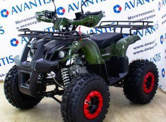 Квадроцикл Avantis Hunter 8+ 125 кубов (модель 2019 года)