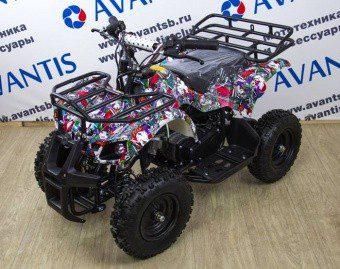 Детский квадроцикл ATV Classic mini Электростартер