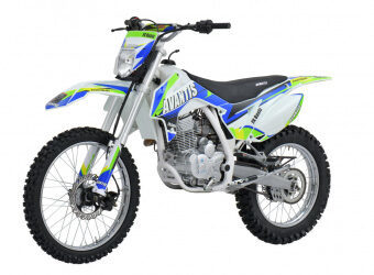 Мотоцикл Avantis FX 250 (169 FMM Design HS 2019)