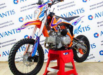 Питбайк Avantis Classic 190сс 17/14 (2019 г)