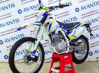 Мотоцикл Avantis FX 250 (169 FMM Design HS 2019) с ПТС