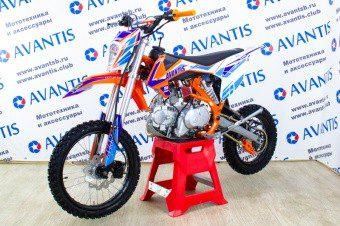 Питбайк Avantis Classic 150сс 17/14 (2019 г)