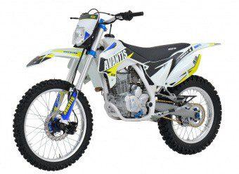 Мотоцикл Avantis FX 250 Lux (172MM, возд.охл.)