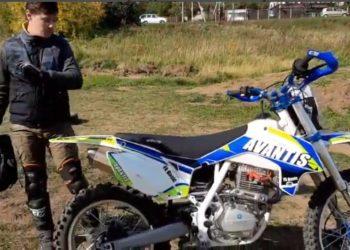 Тест-драйв мотоцикла Avantis FX250 Basic