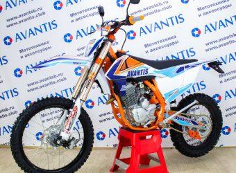 Мотоцикл Avantis Enduro 250FA (172 FMM Design KT 2019) с ПТС