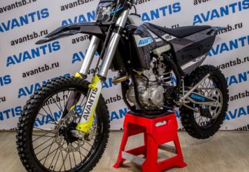 МОТОЦИКЛ AVANTIS ENDURO 300 CARB (NC250/177MM DESIGN HS) ARS (2021)