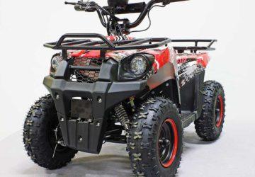 Квадроцикл GreenCamel Гоби K45 (36V 800W R6 Цепной привод)