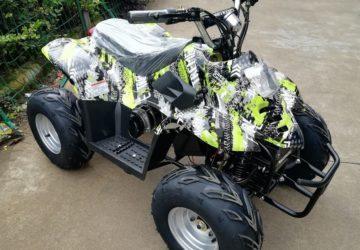 Квадроцикл GreenCamel Гоби K50 (36V 800W R7 Цепной привод)