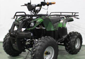 Квадроцикл GreenCamel Атакама T400 (60V 1500W R8 Дифференциал, Пониженная)