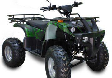 Квадроцикл GreenCamel Сахара A2230 (72V 2200W R10 Дифференциал)