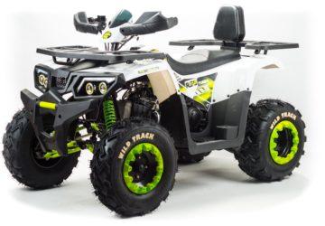 Машинокомплект для сборки 200 WILD TRACK LUX (2020 г.)
