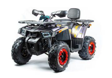 Машинокомплект для сборки 200 WILD TRACK X (2021 г.)