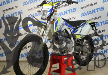 Мотоцикл Avantis FX 250 (PR250/172FMM-5, возд.охл.) ПТС